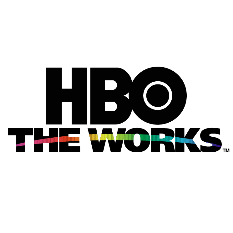 free vector Hbo the works