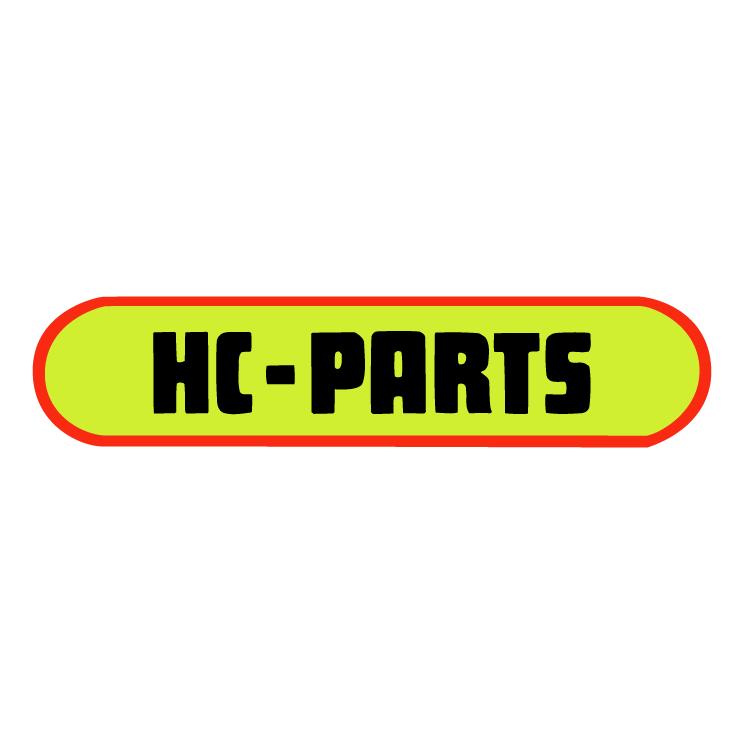 free vector Hc parts