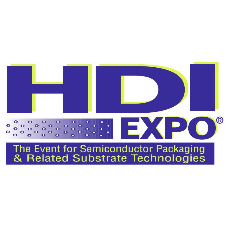 free vector Hdi expo