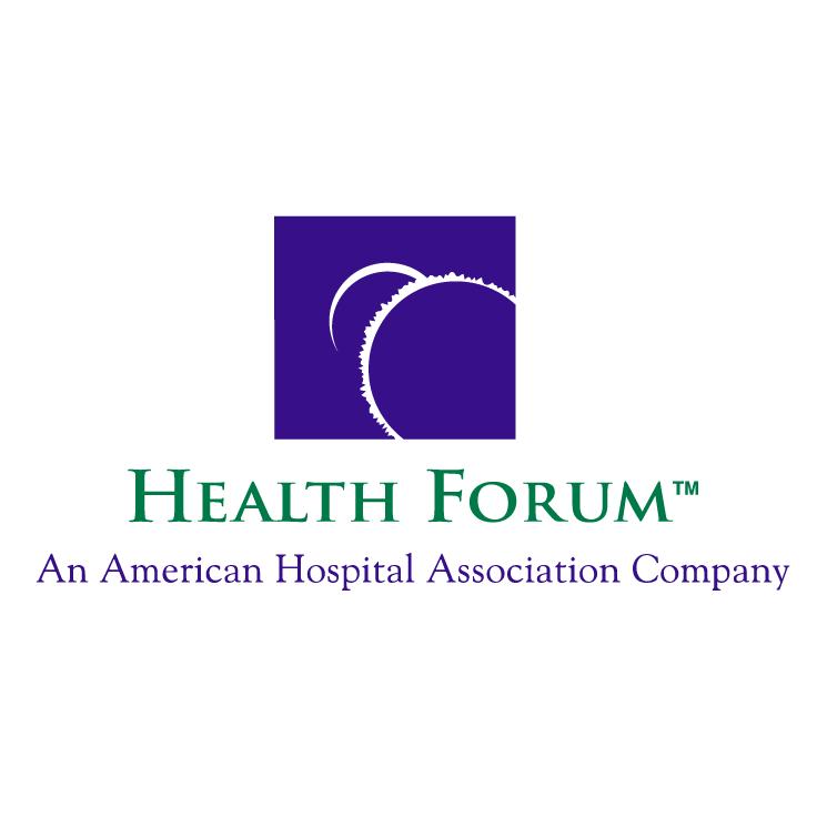free vector Health forum