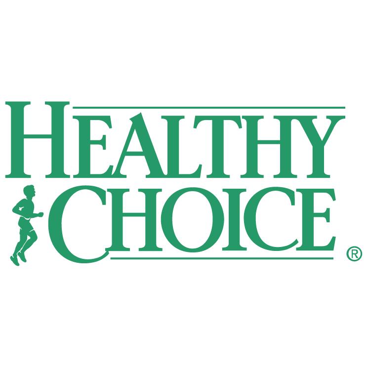 free vector Healthy choice