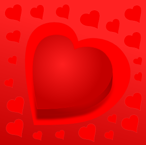 free vector Heart clip art