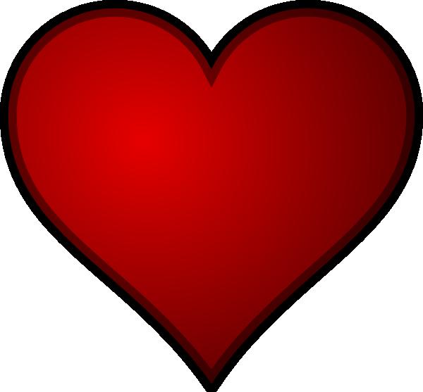 free vector Heart clip art