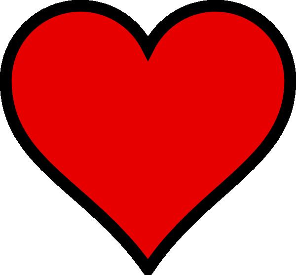 heart clip art free vector 4vector rh 4vector com human heart vector image human heart vector image