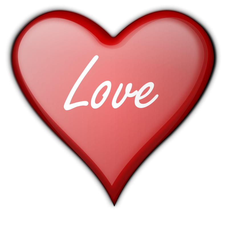 free vector Heart Gloss 4