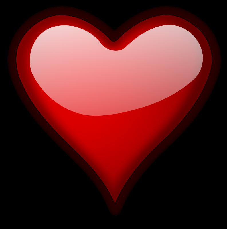 free vector Heart Gloss 5