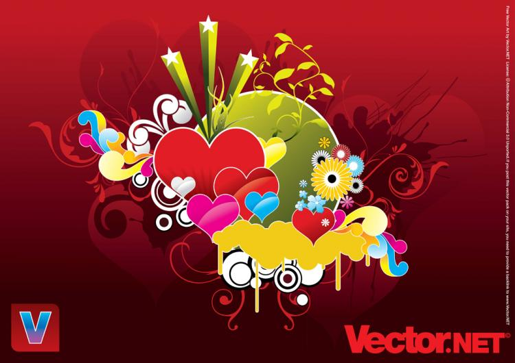free vector Heart Graphics