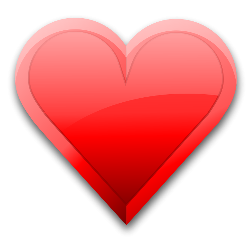 free vector Heart icon