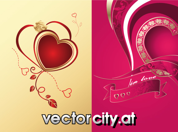 free vector Heart Vector Illustration