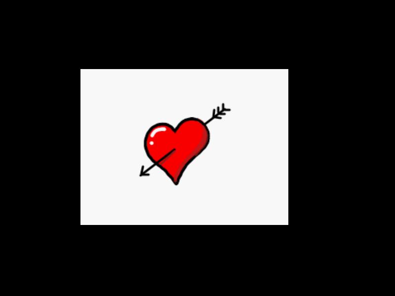 free vector Heartarrow
