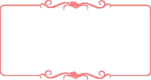 free vector Hearts Border Frame clip art