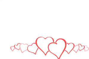 free vector Hearts clip art