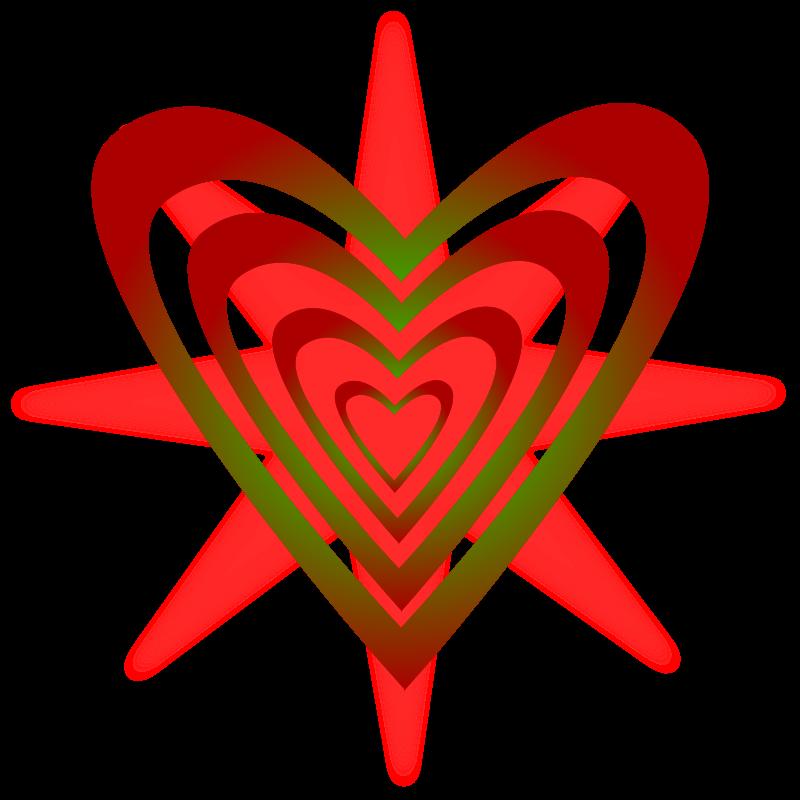 free vector Hearts/corazones