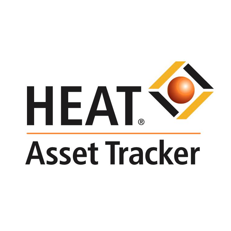 free vector Heat asset tracker