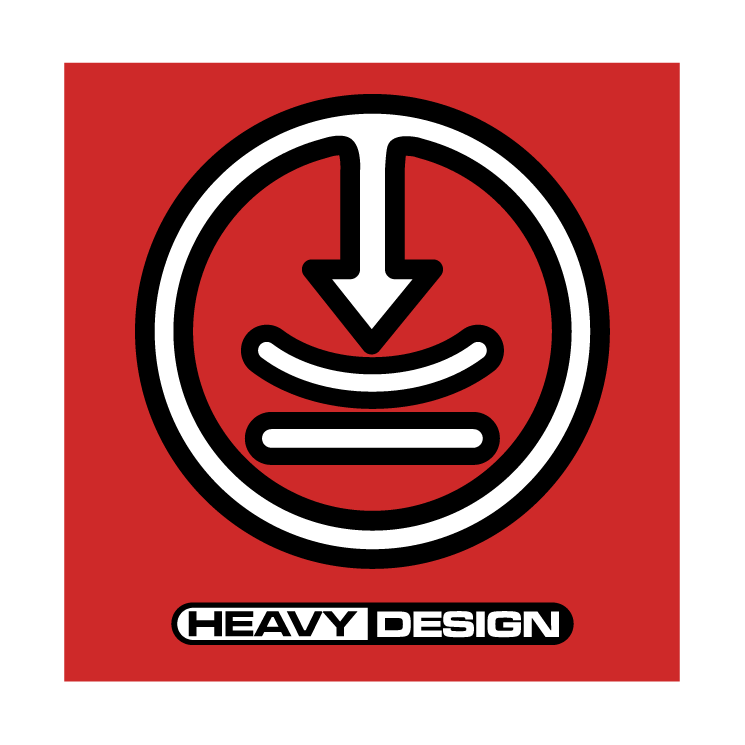 free vector Heavy design