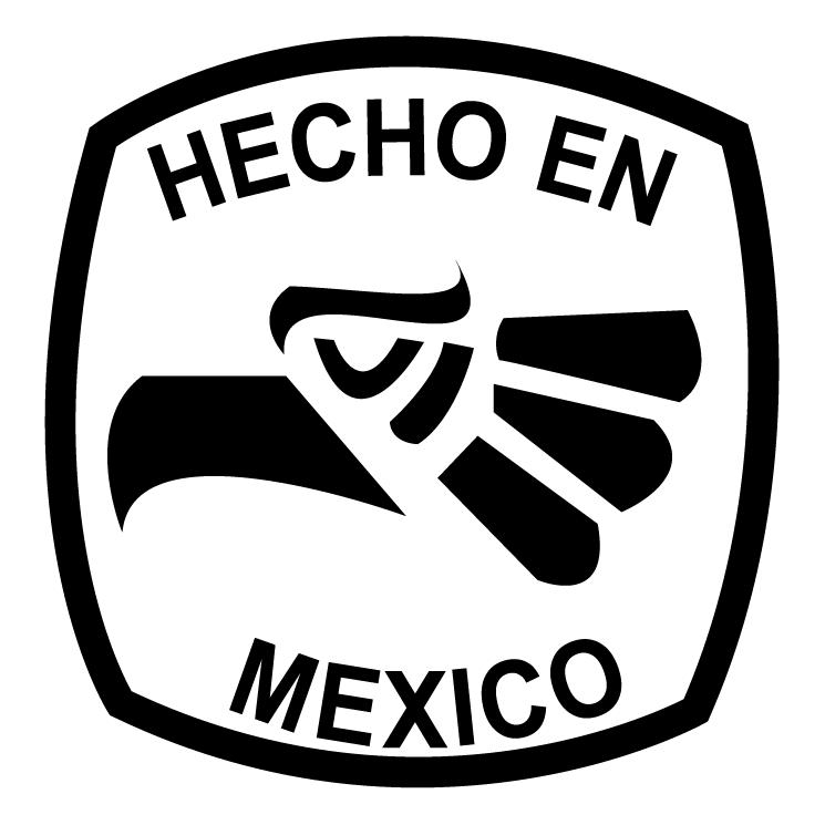free vector Hecho en mexico 0