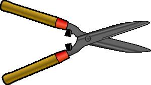 free vector Hedgeshear clip art