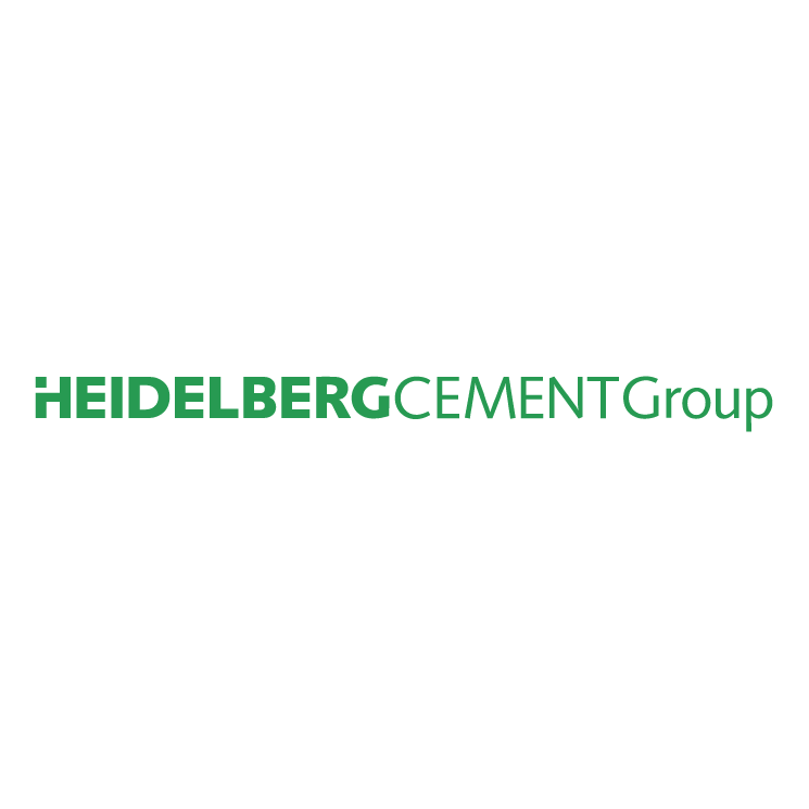 free vector Heidelbergcement group