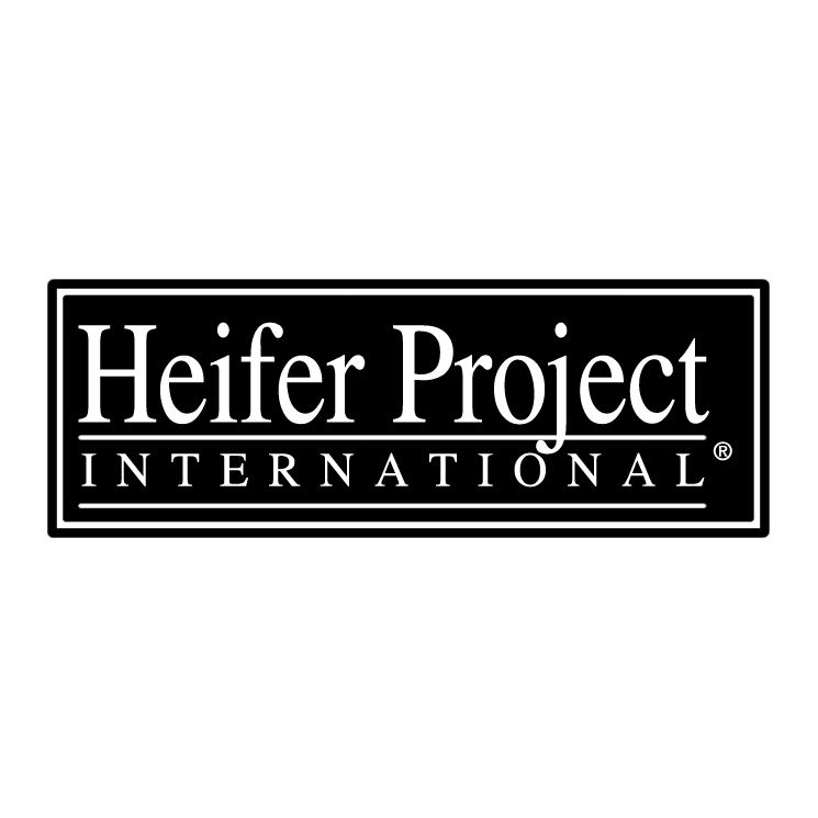 free vector Heifer project