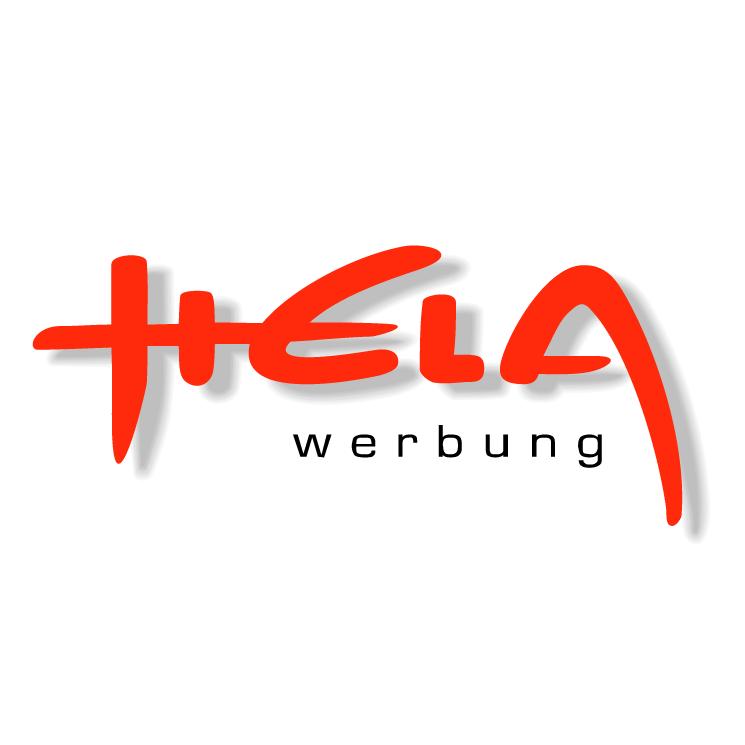 free vector Hela werbung