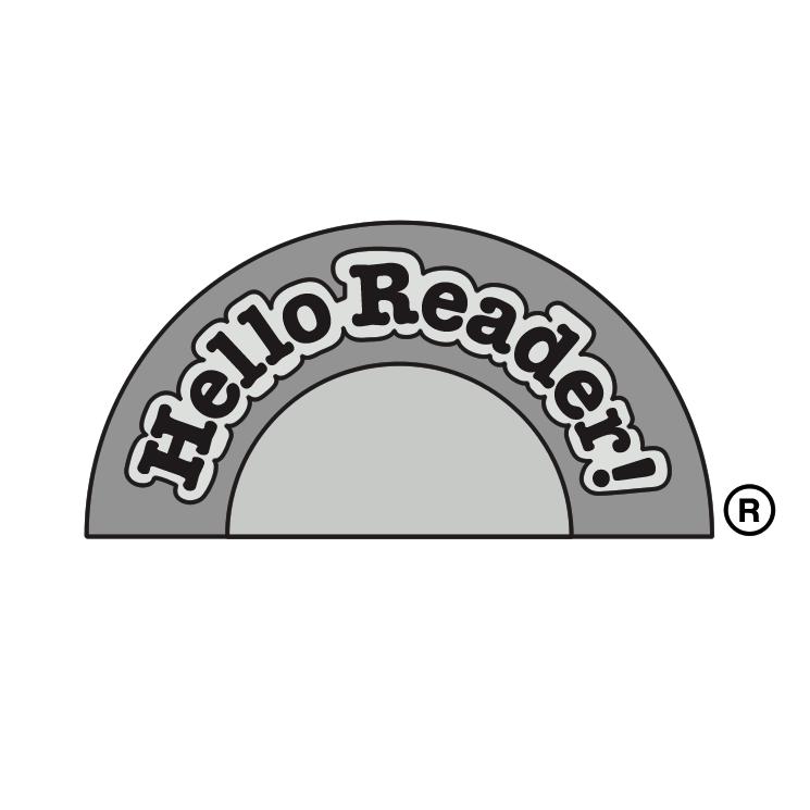 free vector Hello reader