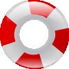 free vector Help White clip art