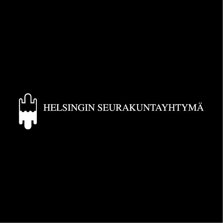 free vector Helsingin seurakuntayhtyma