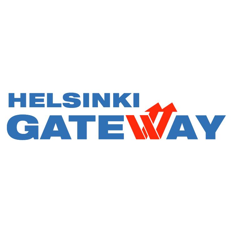 free vector Helsinki gateway