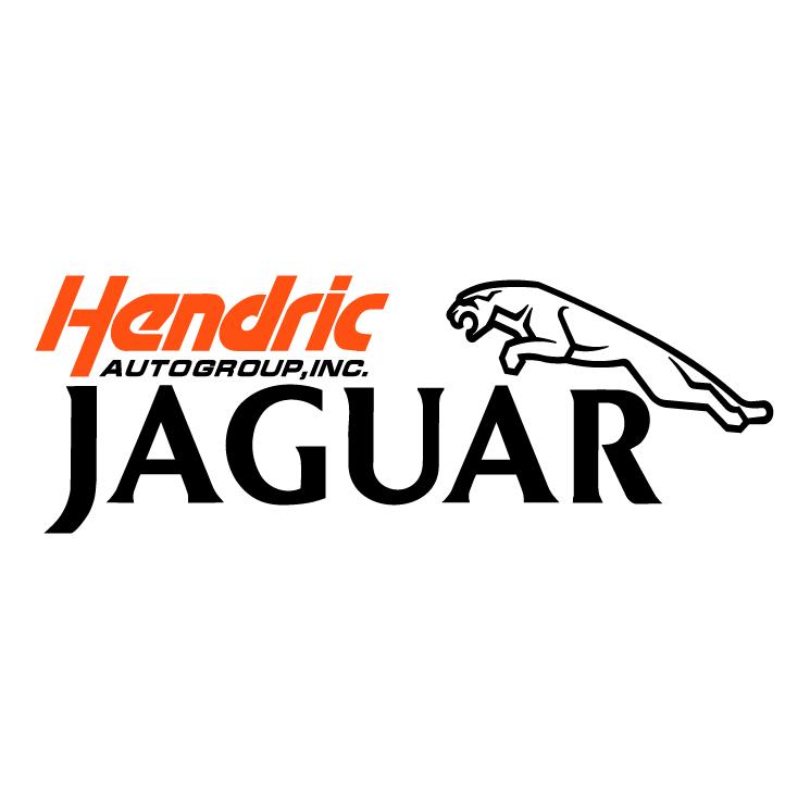 free vector Hendrick jaguar