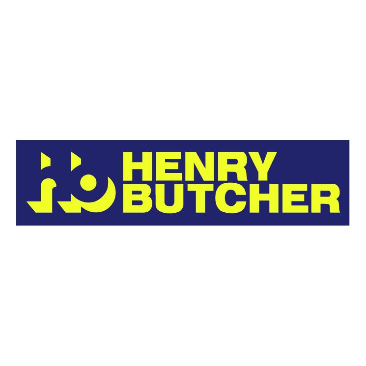 free vector Henry butcher