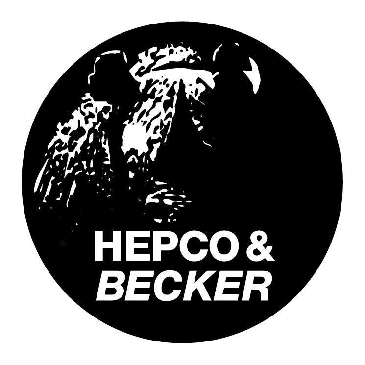 free vector Hepco becker