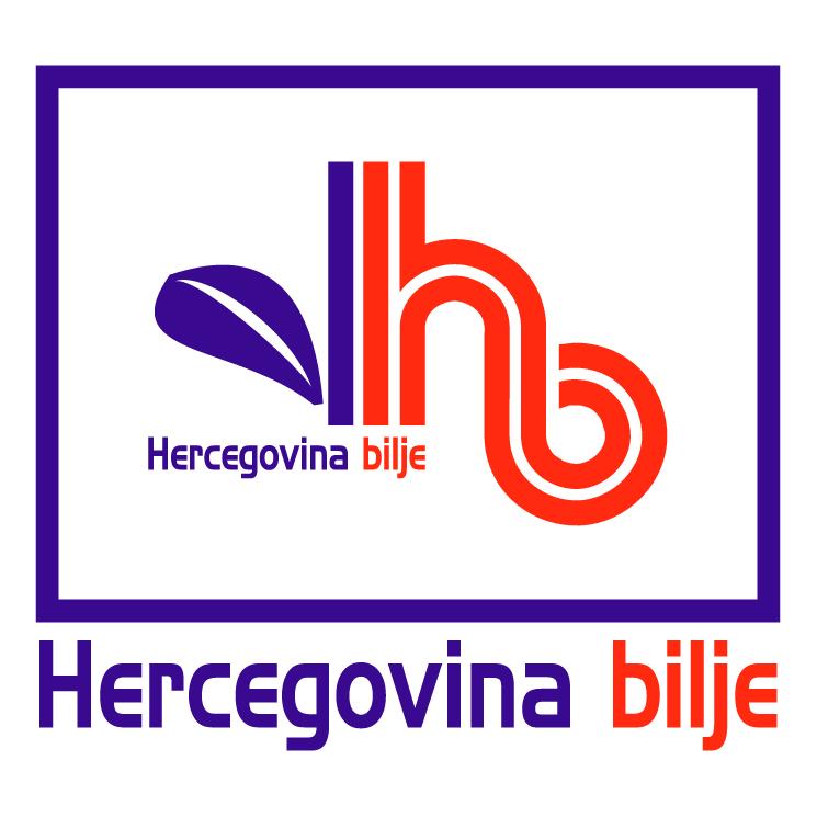 free vector Hercegovina bilje