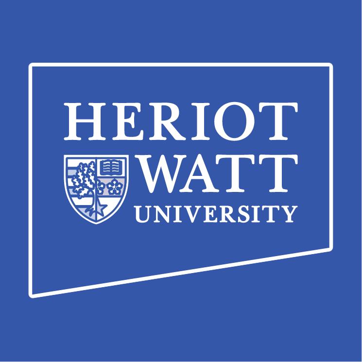 free vector Heriot watt university 0