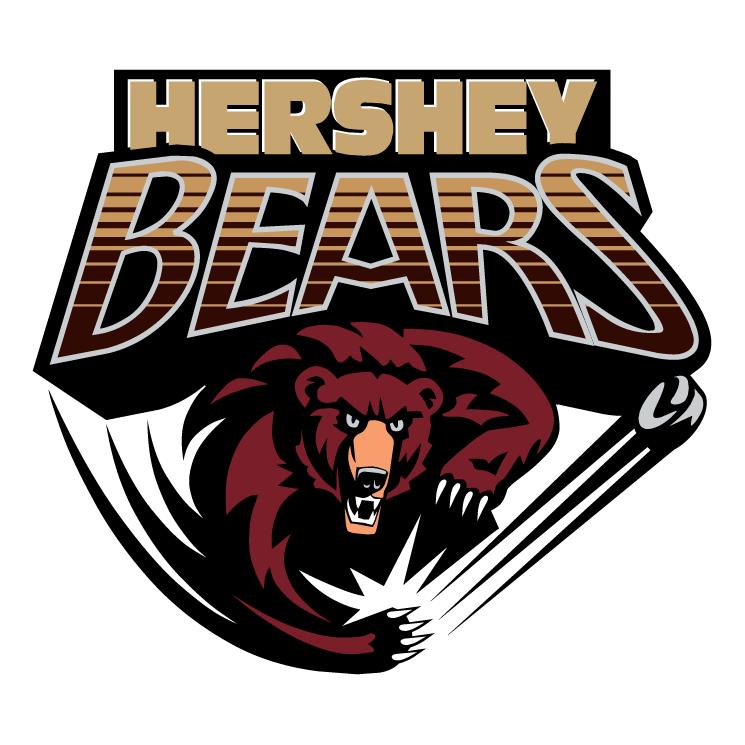 free vector Hershey bears