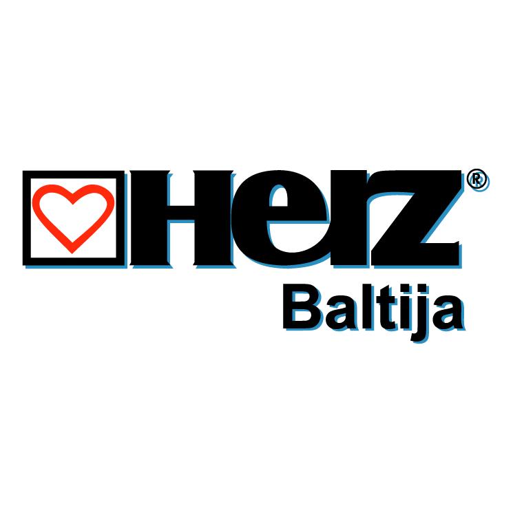 free vector Herz baltija