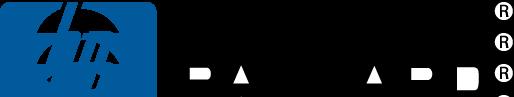 free vector Hewlett Packard logo