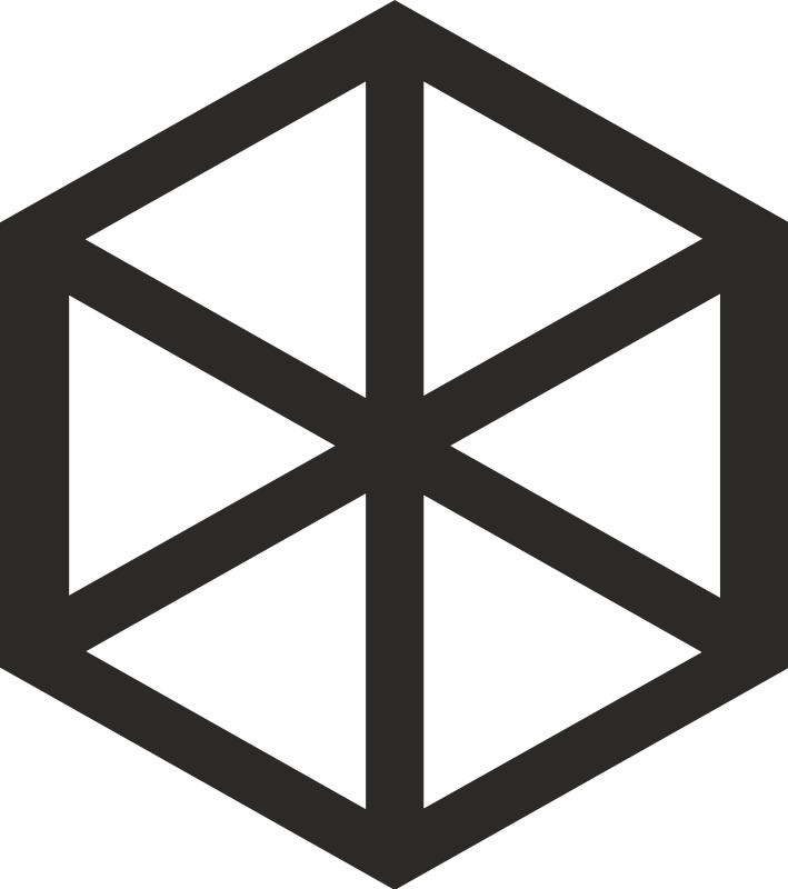 free vector Hexahedron