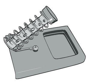 free vector Hexdoll Soldering Iron Stand clip art