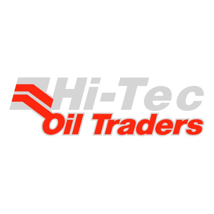 free vector Hi tec oil traders