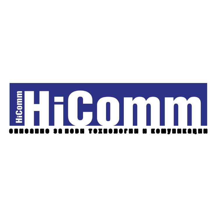 free vector Hicomm