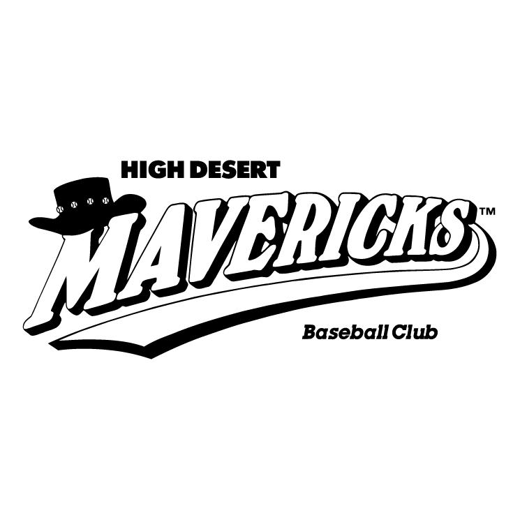 free vector High desert mavericks 0