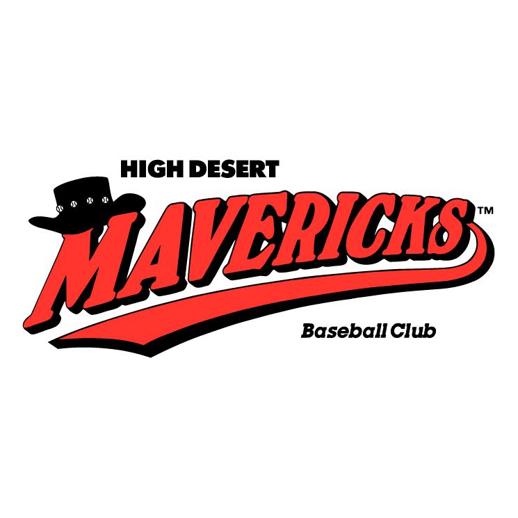 free vector High desert mavericks