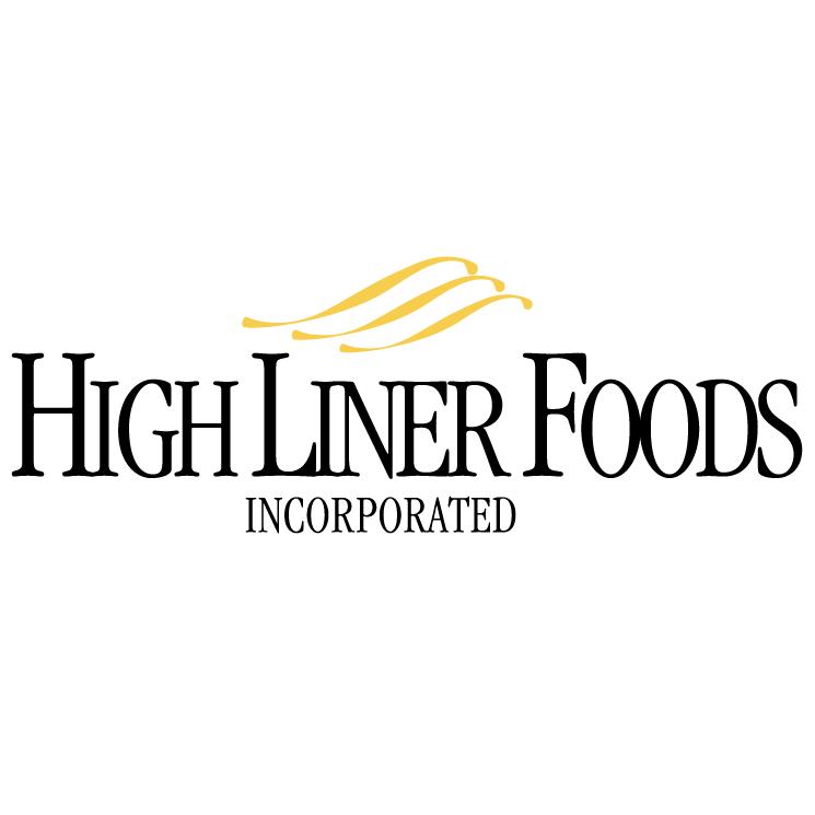 free vector High liner foods