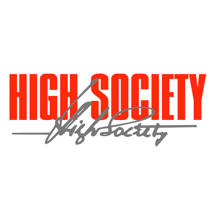 free vector High society