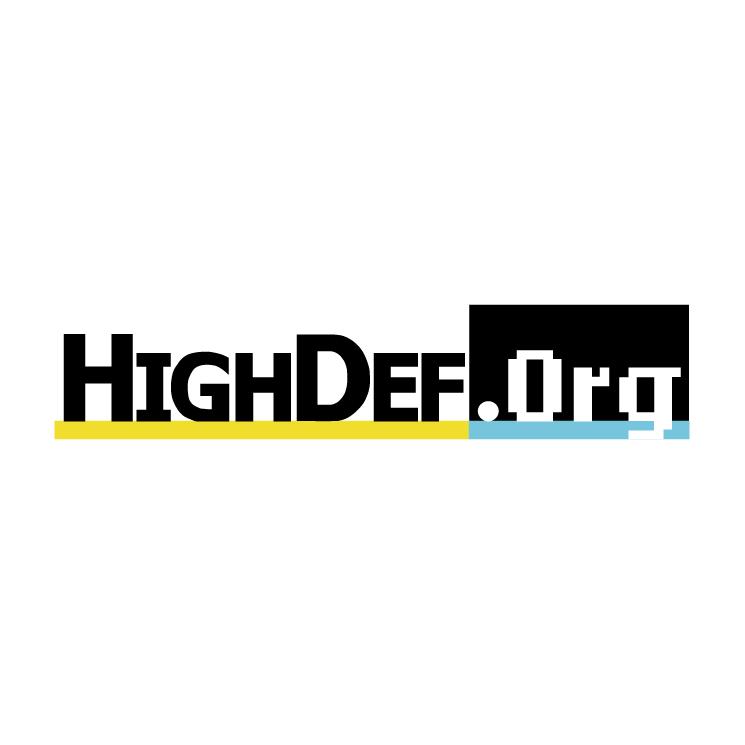 free vector Highdeforg