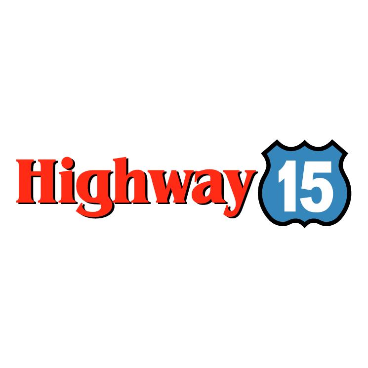 free vector Highway 15