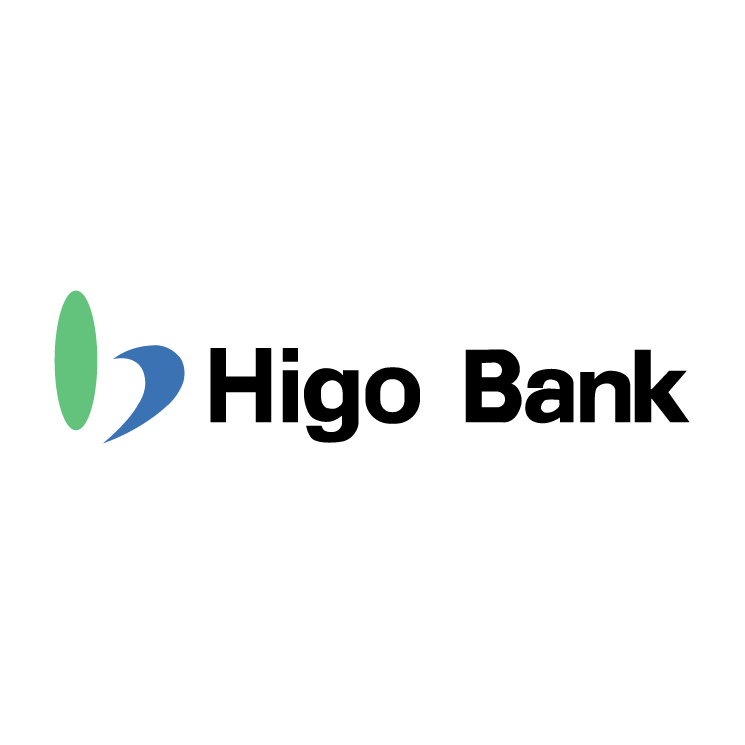 free vector Higo bank