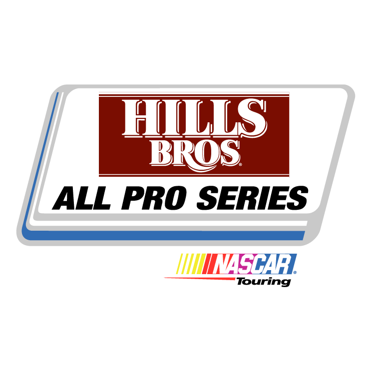 free vector Hills bros all pro series