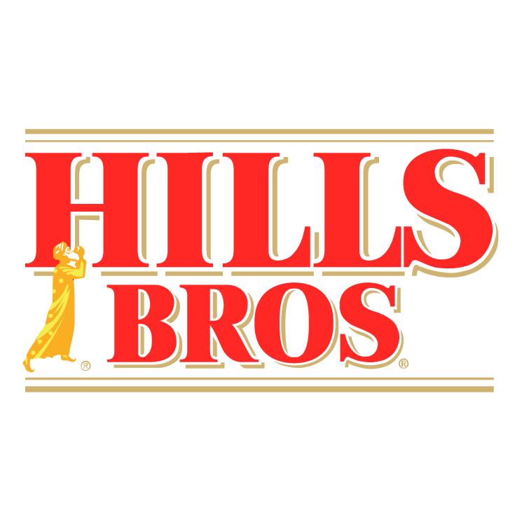 free vector Hills bros