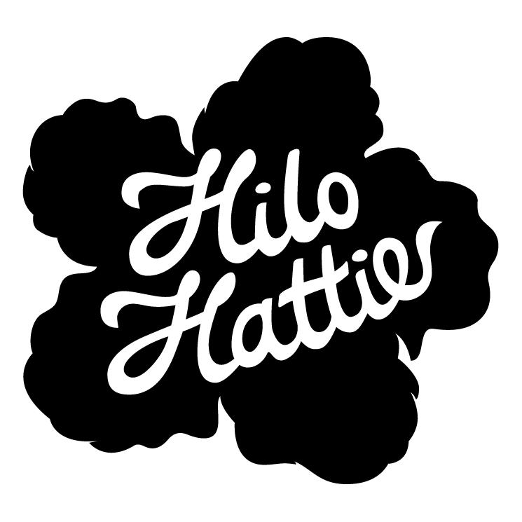 free vector Hilo hattie